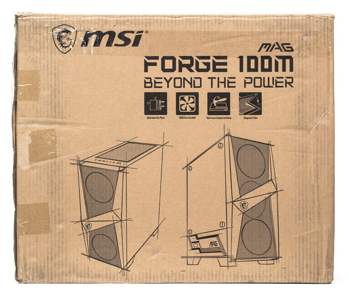 MSI MAG Forge 100M