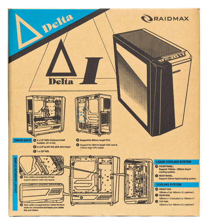 Raidmax Delta
