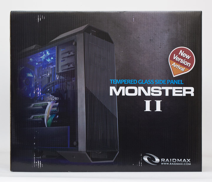 Raidmax Monster II SE