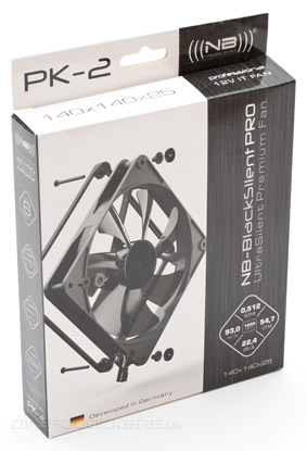 Noiseblocker NB-Blacksilent PRO PK-2
