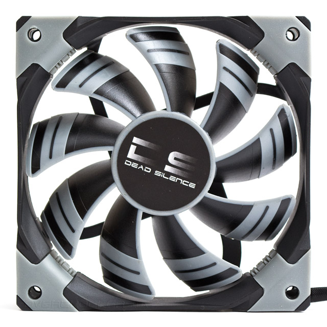 Aerocool 12cm DS Fan Black Edition