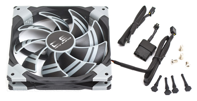 Aerocool 14cm DS Fan Black Edition