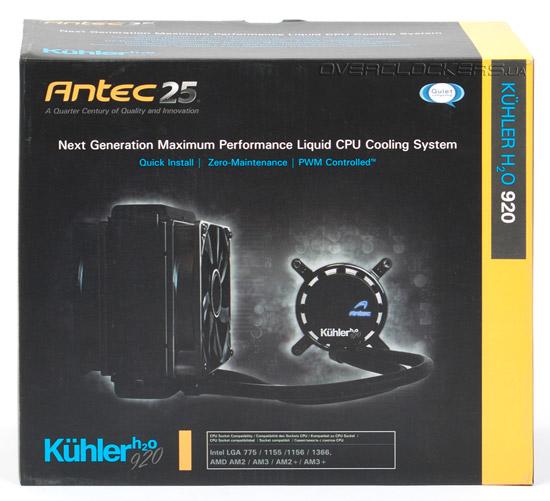 Antec KUHLER H2O 920