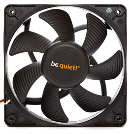 be quiet! Silent Wings Pure 120mm