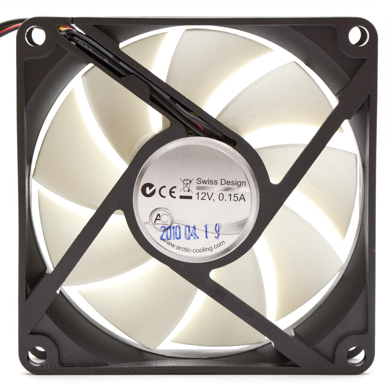 Как сделать чтобы вентиляторы работали тише 835