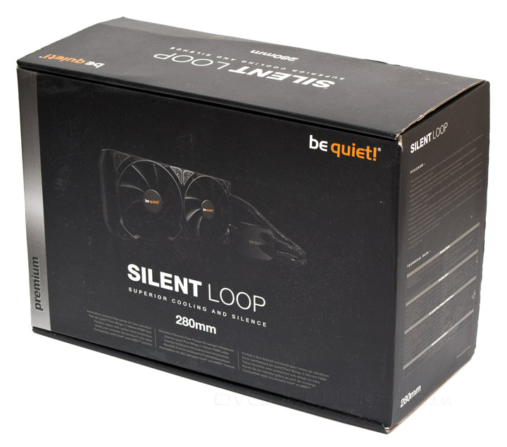 be quiet! Silent Loop 280mm