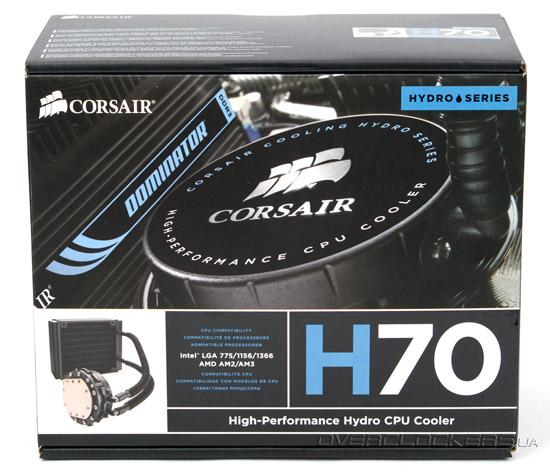 Corsair Hydro Series H70