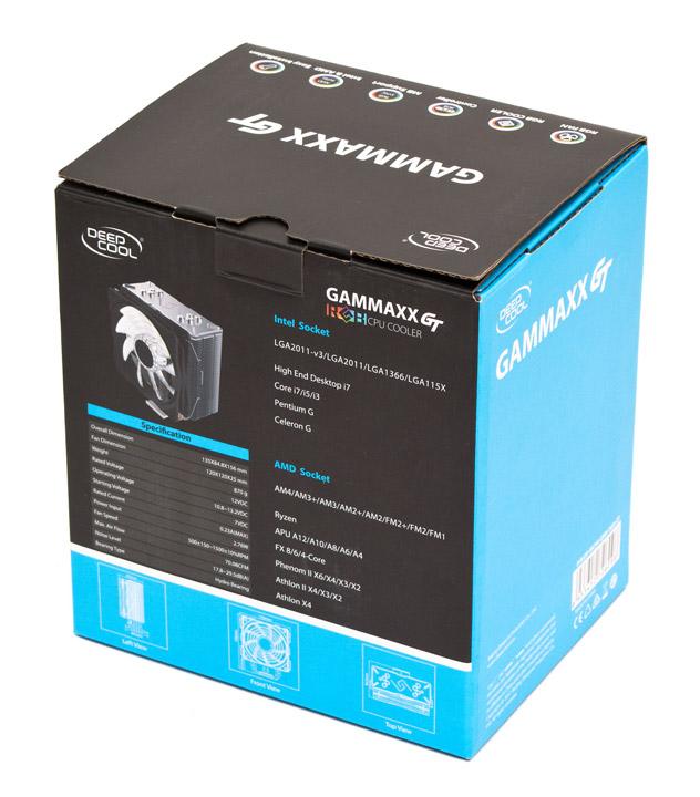 Deepcool Gammaxx GT