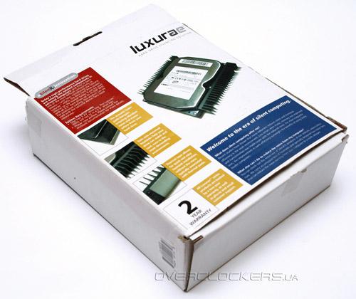 SilenX Luxurae Hard Drive Silencing