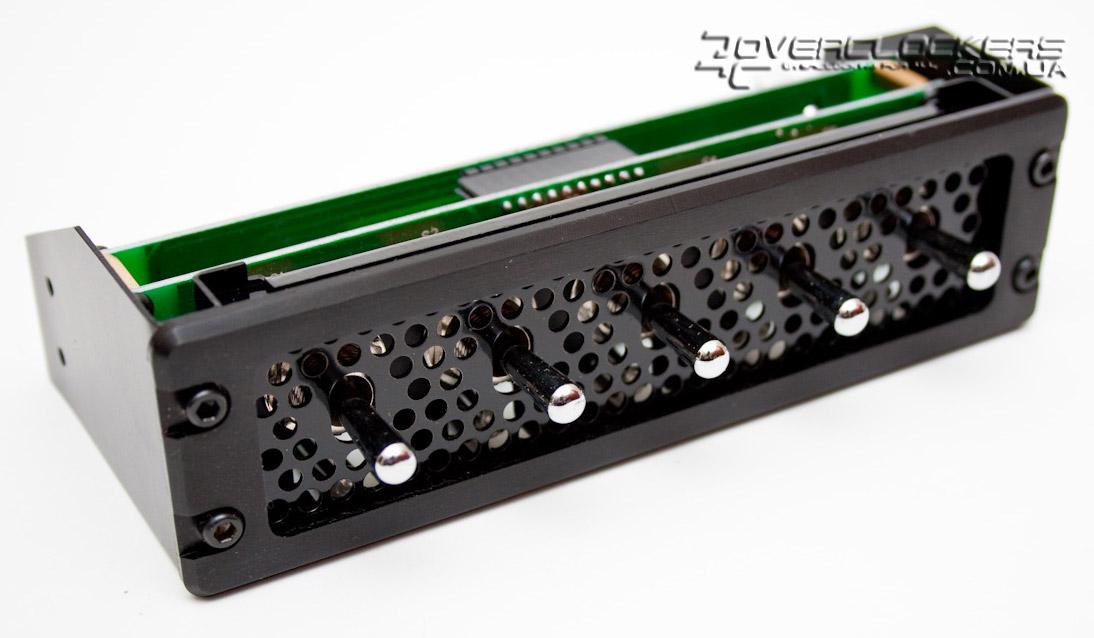 Lamptron Fan-Atic Black 7V