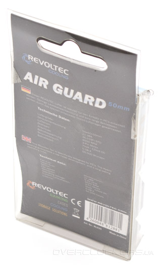 Revoltec Air Guard 50mm