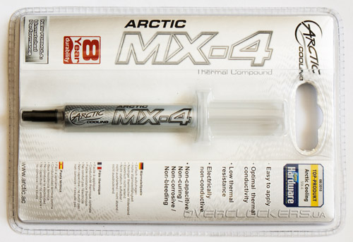 Arctic Cooling MX-4