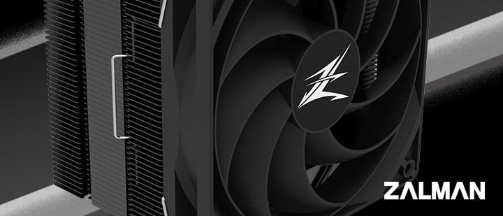 Обзор процессорного кулера Zalman CNPS10X Performa Black - страница 1 / Overclockers.ua