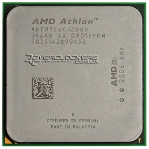 AMD Athlon X2 7750 BE и Athlon X2 7850 BE