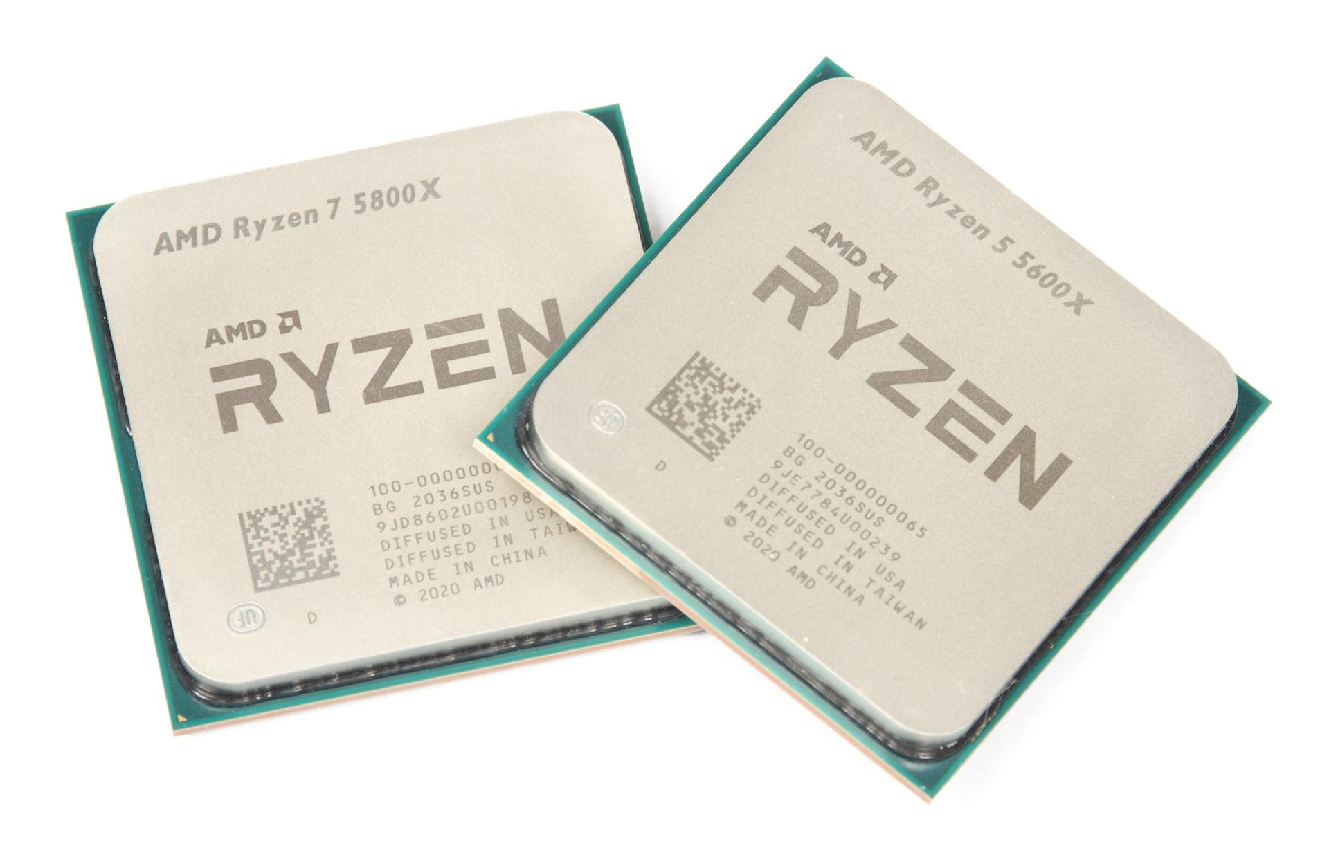 Ситуация с доступностью Ryzen 5000 (Vermeer) начинает улучшаться