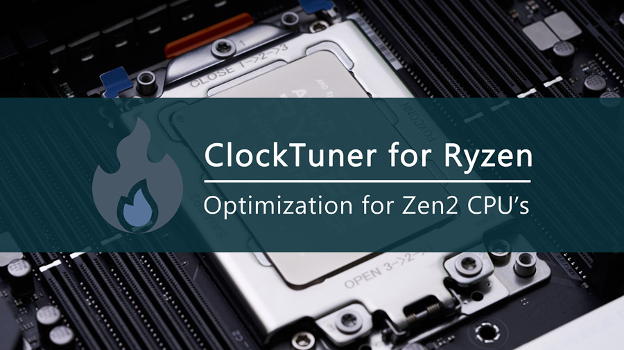 ClockTuner for Ryzen (CTR)