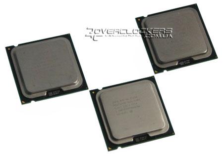 Процессоры Intel Pentium Dual-Core E5200