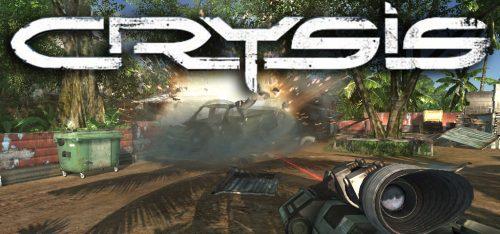 Тестирование в Crysis