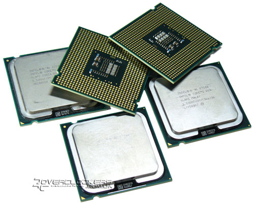 Процессоры - Несколько процессоров Intel Core 2 Duo E7200 в ...