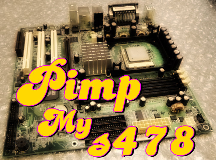 Intel Pentium 4 3.2GHz