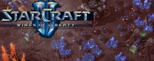 Star Craft 2: Wings of Liberty