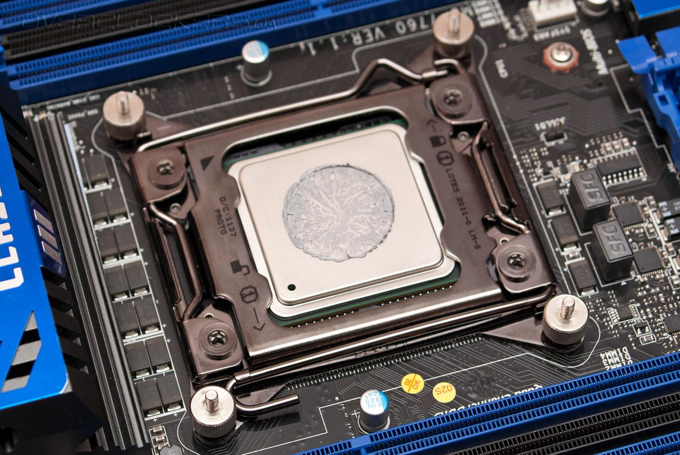 Intel Sandy Bridge-E: еще больше, еще быстрее!? Знакомство с платформой LGA2011 и процессором Core i7-3930K / Overclockers.ua