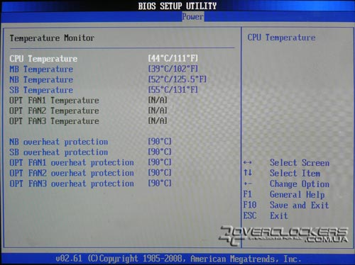 BIOS ASUS Rampage II Extreme