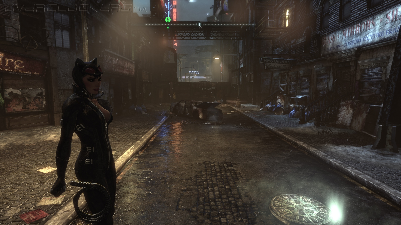Arkham city cat woman mod sexy streaming