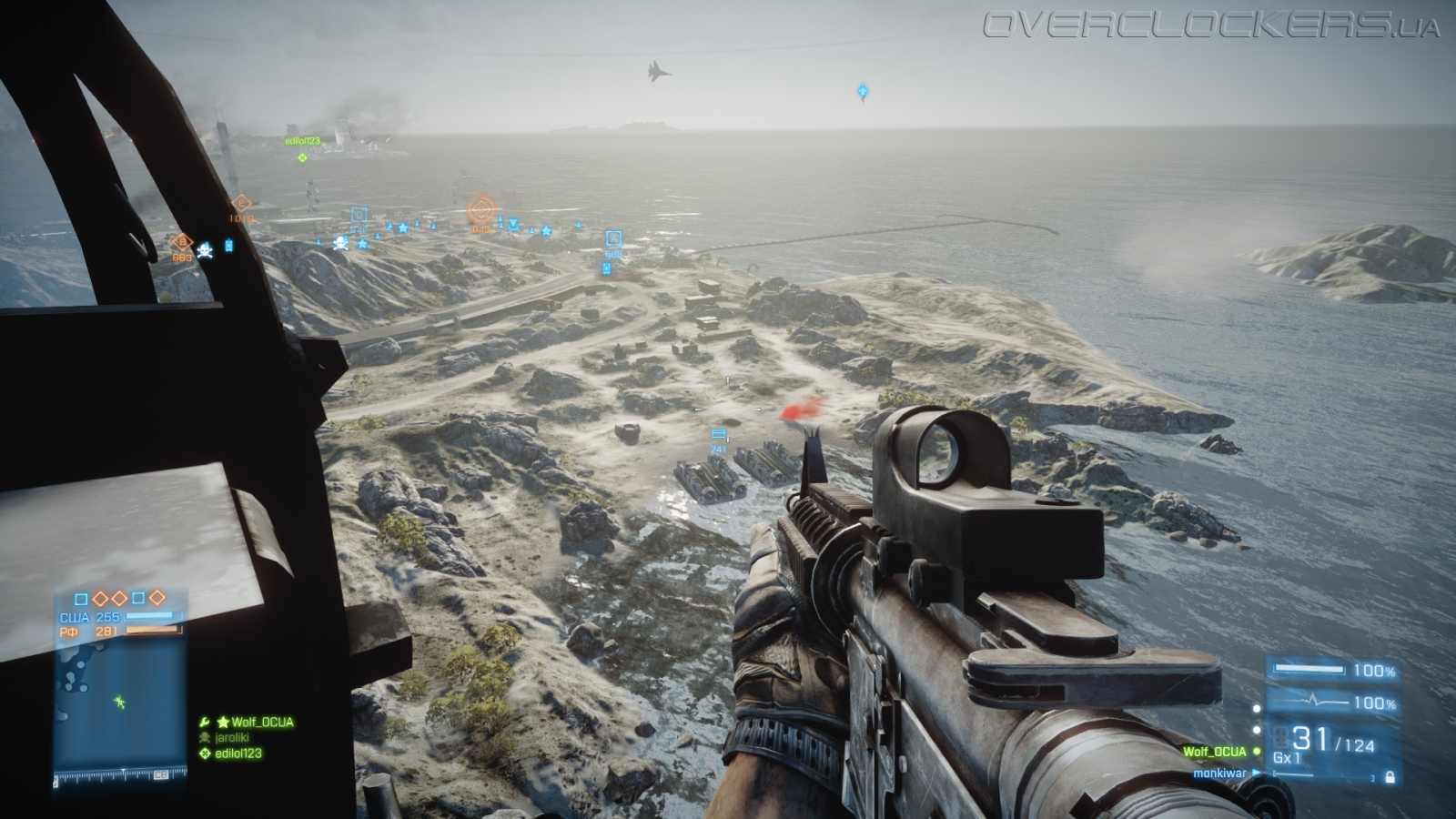 Battlefield 3 сетевая игра