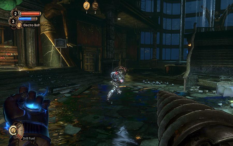 История разработки BioShock