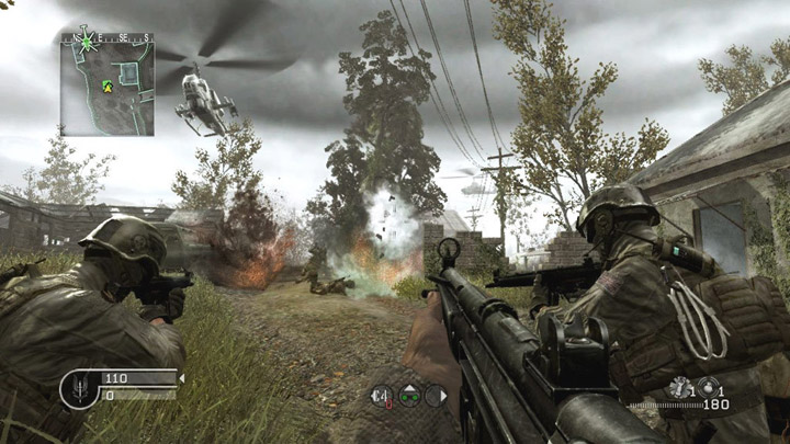 Антология Call of Duty