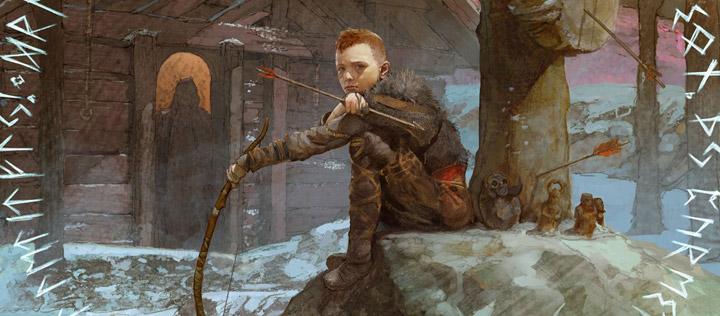 Антология серии God of War