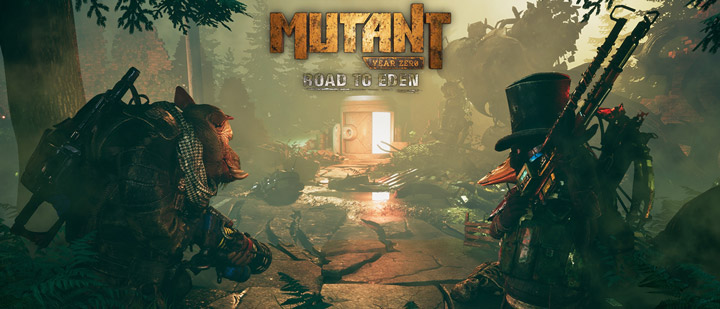 Обзор Mutant Year Zero: Road to Eden. Сталкеры на вылазке