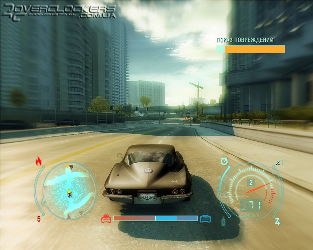 Need for Speed: Undercover / Overclockers.ua
