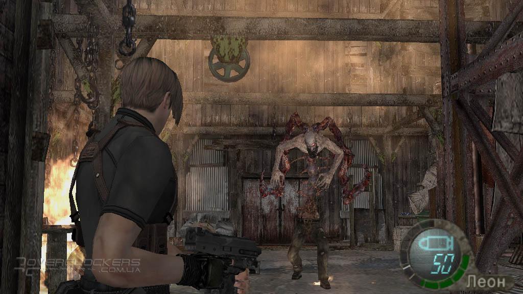 Как варить кисель правильно. Patch Resident Evil 4, управление мышью, +па