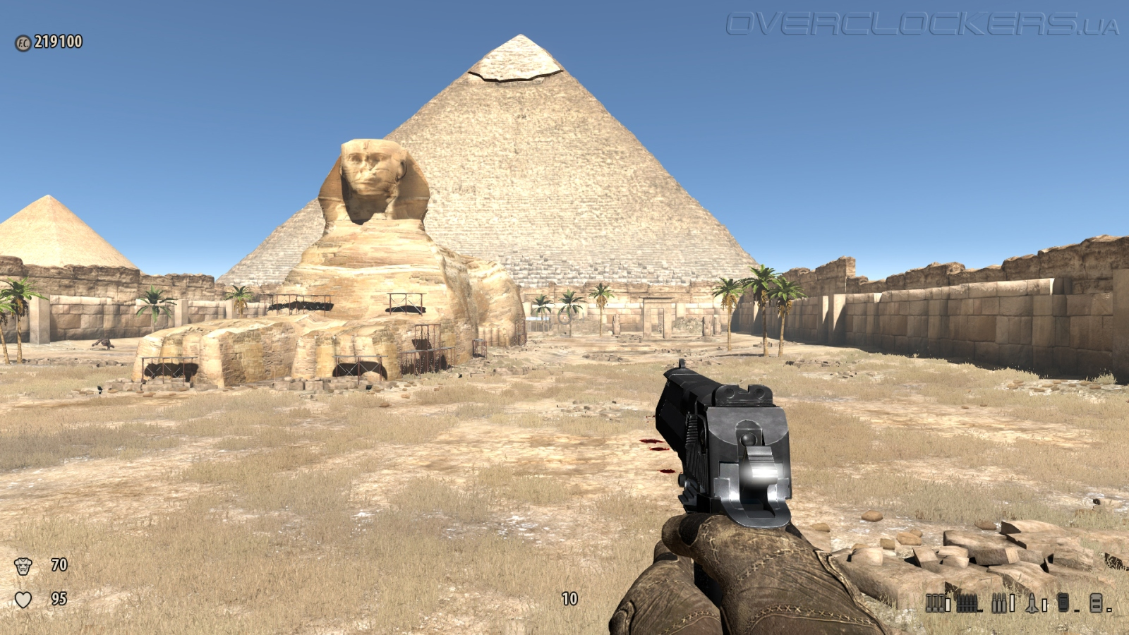 Шутеры про пирамиды фото 73-476