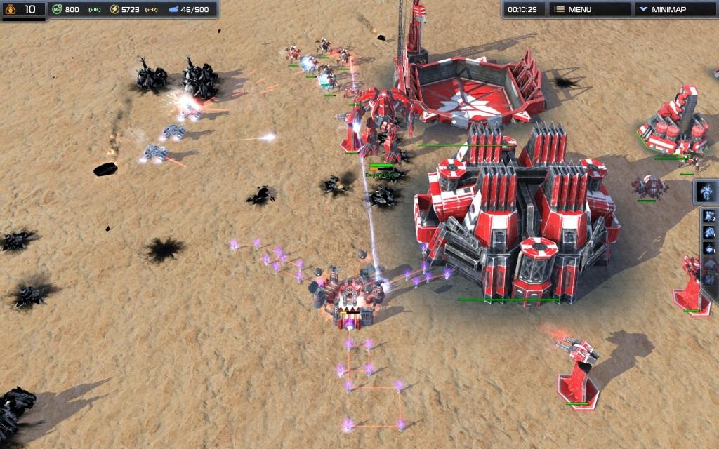 Скачать игру Supreme Commander через торрент