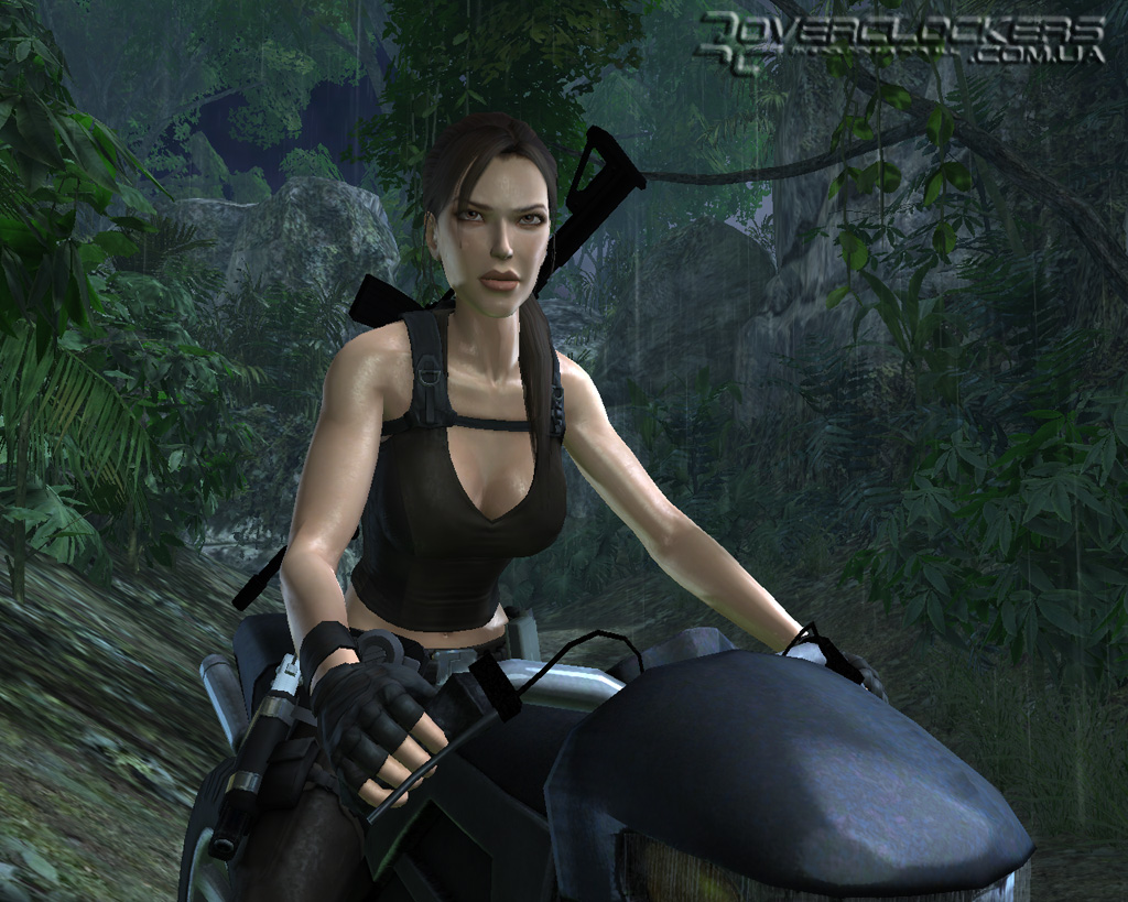 Tomb raider underworld bigger boivs mod exposed toons