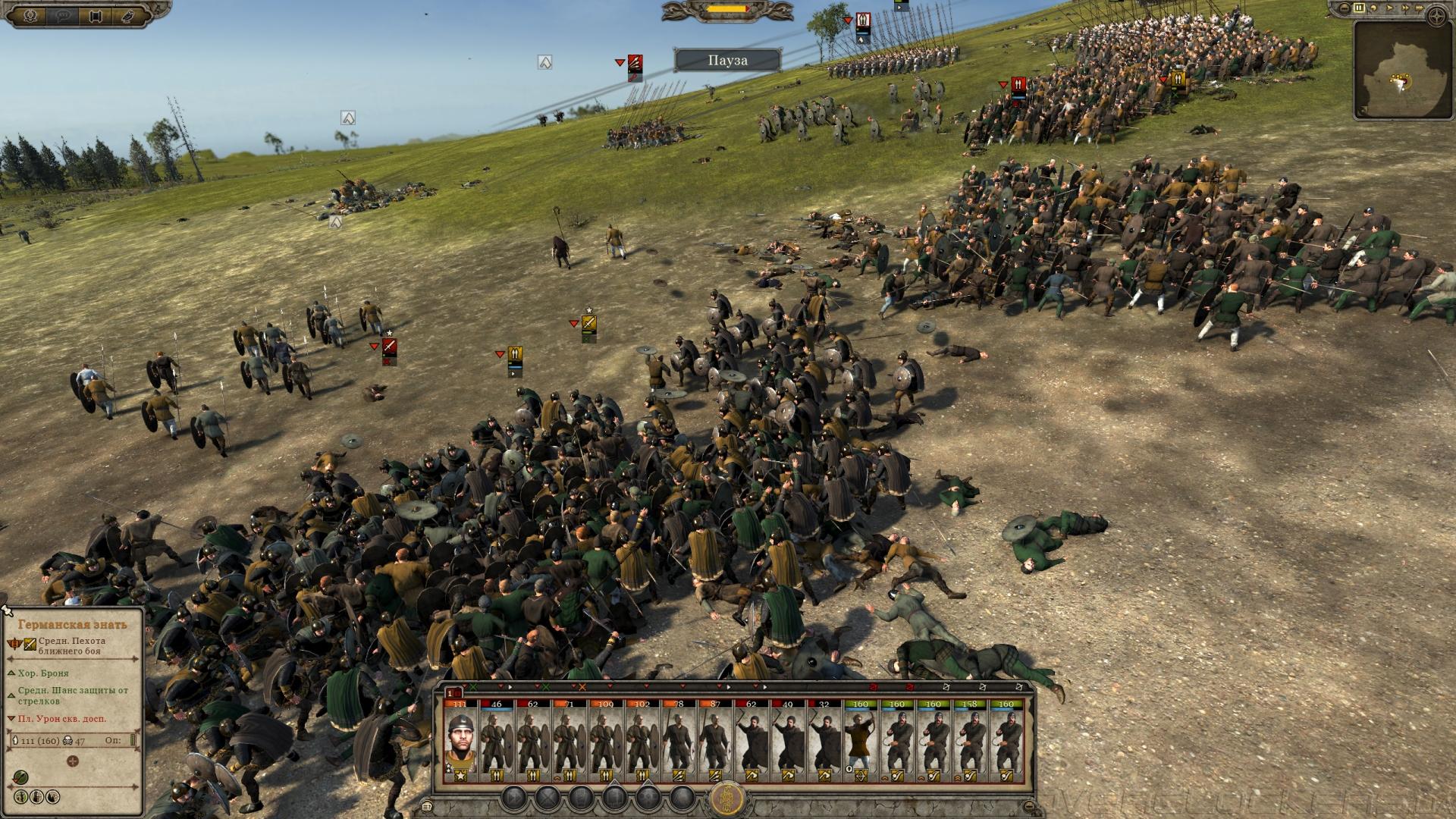 Total War: Attila. Разоряй и властвуй / Overclockers.ua