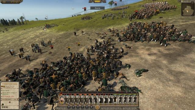 лучшая армия аттила тотал вар два месяца