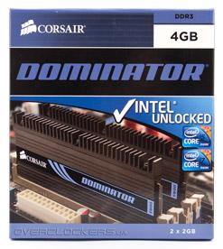 Corsair CMP4GX3M2A1600C8