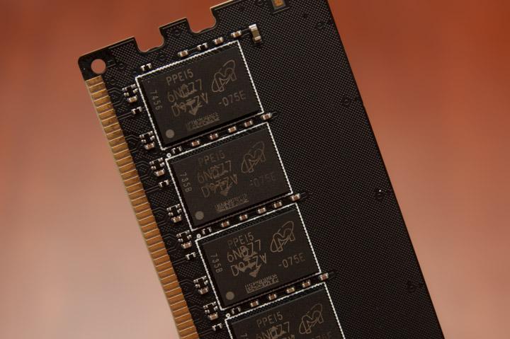 DDR4 на базе чипов Micron