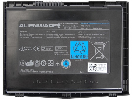 Alienware M18xR1