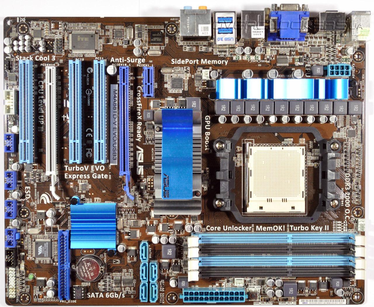 ASUS M4A88TD-V EVO/USB3 AMD SATA RAID/AHCI DRIVERS