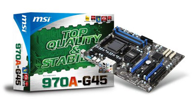 MSI 970A-G45 AMD OVERDRIVE DRIVER FOR WINDOWS