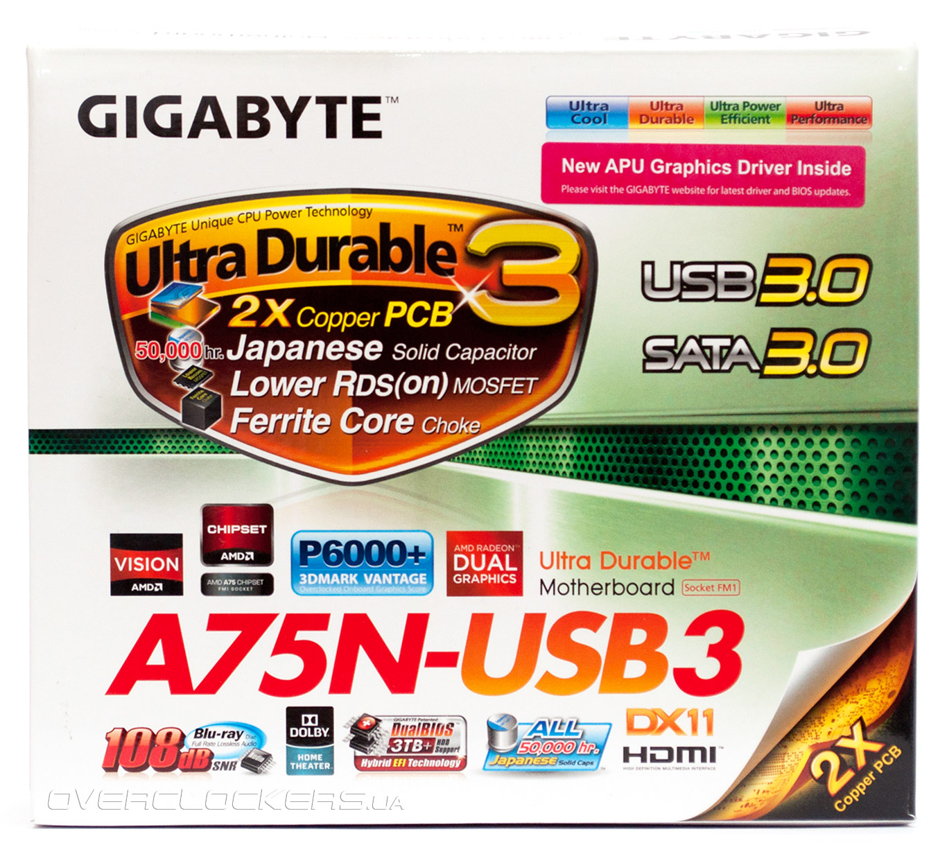 GIGABYTE GA-A75N-USB3 AMD GRAPHICS DRIVERS
