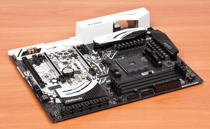 Для матплат ASRock X370 доступны прошивки с полноценной поддержкой Ryzen 5000