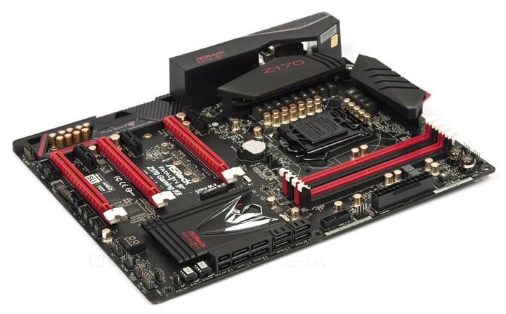 ASRock Fatal1ty Z170 Gaming K6+ Intel Chipset Driver for Windows Download