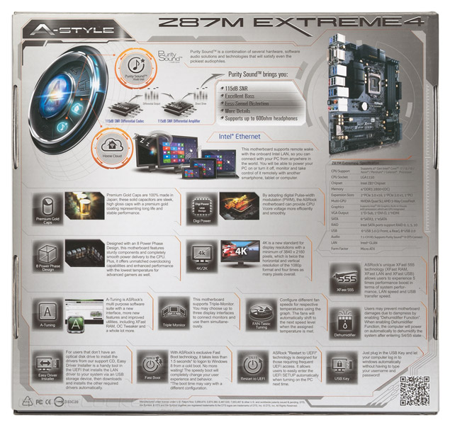 New Driver: ASRock Z87M Extreme4 Intel Graphics