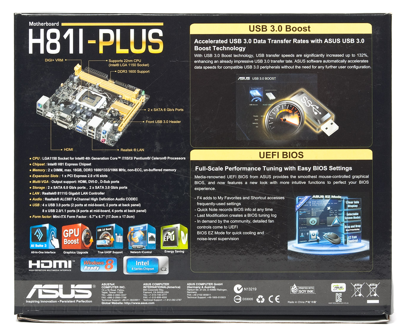 ASUS H81I-PLUS AHCI/RAID TREIBER WINDOWS 7